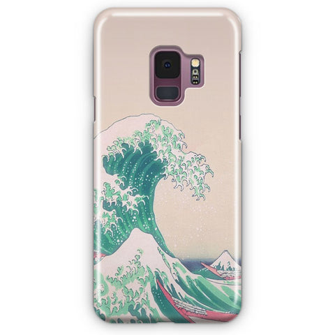 Waves Are My Thing Samsung Galaxy S9 Case