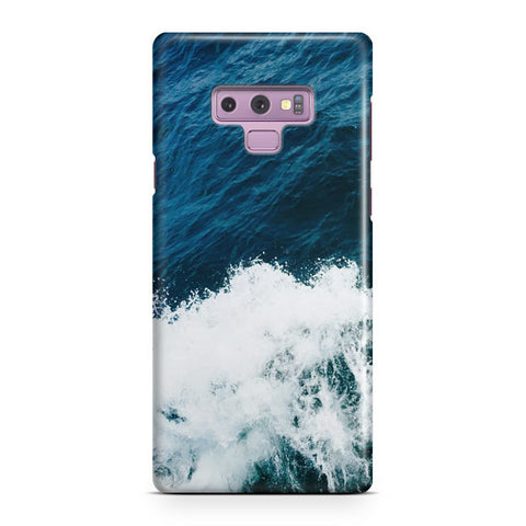 Waves Crashing Samsung Galaxy Note 9 Case