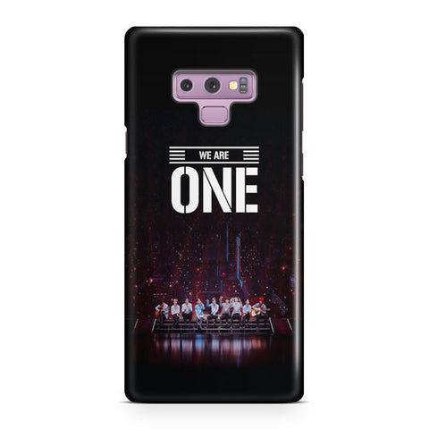 We Are One Samsung Galaxy Note 9 Case