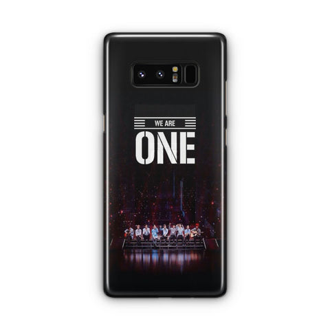 We Are One Samsung Galaxy Note 8 Case
