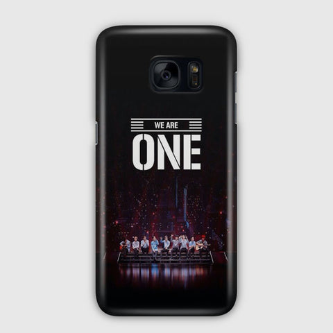 We Are One Samsung Galaxy S7 Edge Case