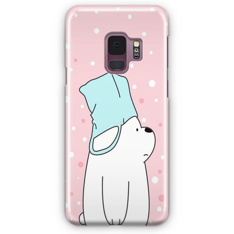 We Bear Bears Pardo Samsung Galaxy S9 Case