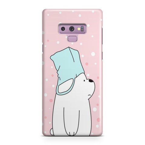 We Bear Bears Pardo Samsung Galaxy Note 9 Case