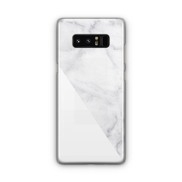 White Marble Samsung Galaxy Note 8 Case
