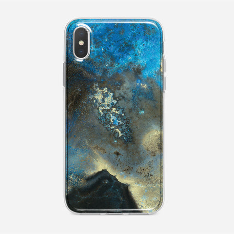 Rusty Iron iPhone X Case