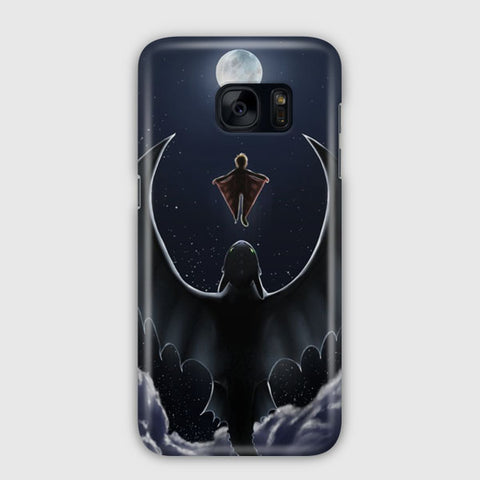Wind Take Me Home Samsung Galaxy S7 Edge Case