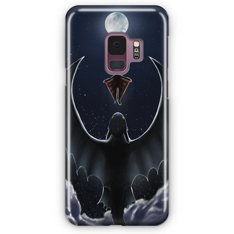 Wind Take Me Home Samsung Galaxy S9 Case