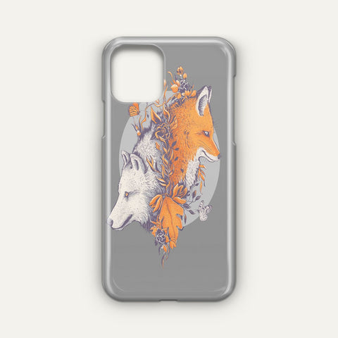 Wolf And Fox Google Pixel 4 Case