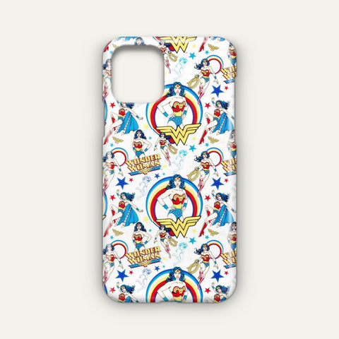 Wonder Woman Pattern Google Pixel 4 XL Case