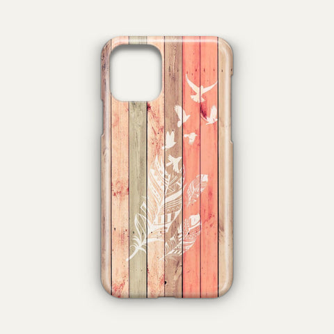 Wood To White Birds Google Pixel 4 XL Case