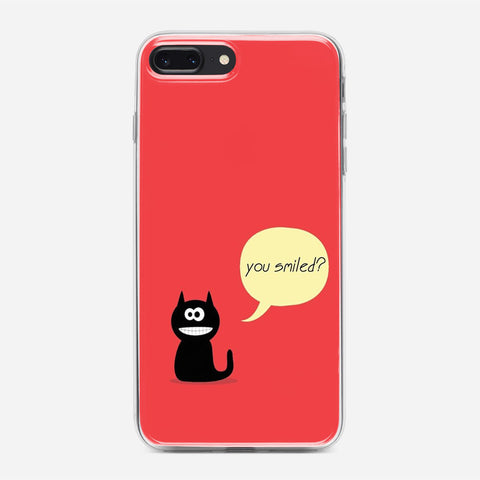 You Smiled iPhone 8 Plus Case
