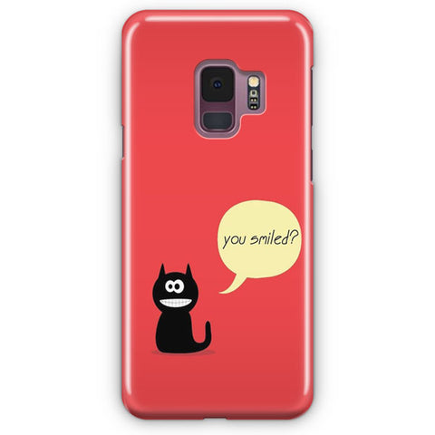 You Smiled Samsung Galaxy S9 Case