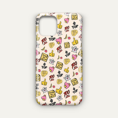 You re So Rad Planner Stickers Google Pixel 4 Case