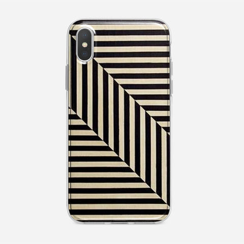 Zag Stripe iPhone XS Case