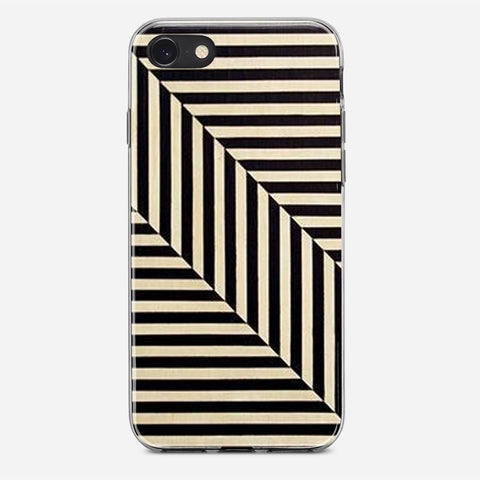 Zag Stripe iPhone 8 Case