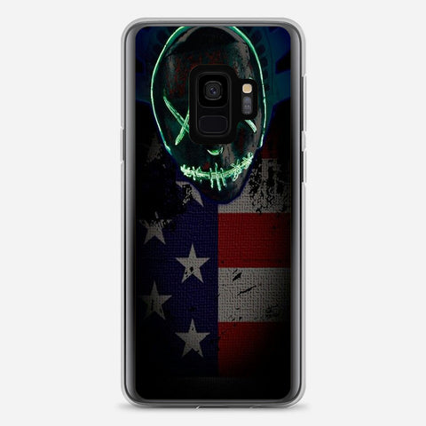 A Purge Election Year Samsung Galaxy S9 Case