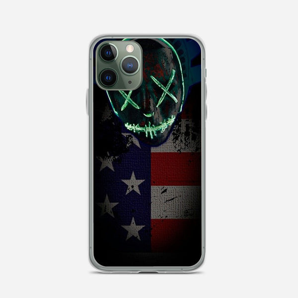 A Purge Election Year iPhone X Case