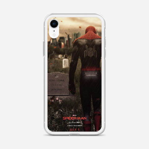 Spiderman Far From Home iPhone XR Case