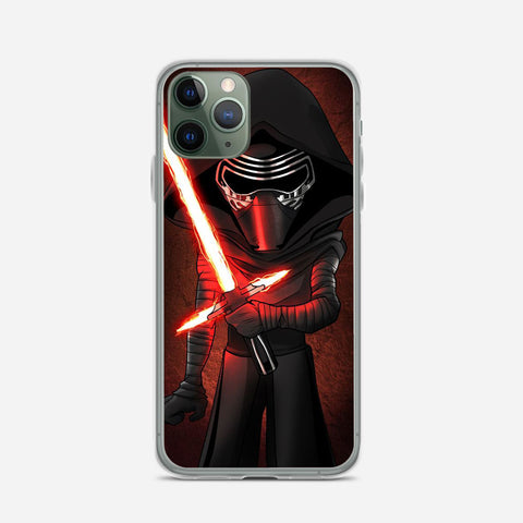 Star Wars Chibi Kylo Ren iPhone 11 Pro Max Case