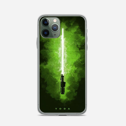 Star Wars Yoda iPhone 11 Pro Max Case