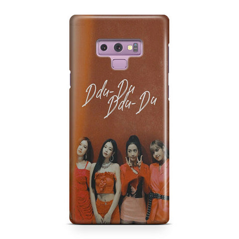 Black Pink Samsung Galaxy Note 9 Case