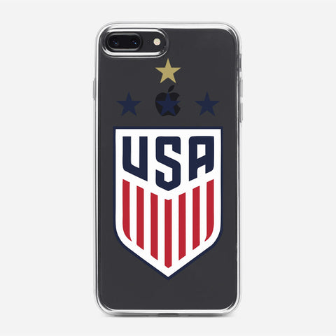 Uswnt 4 Stars iPhone 8 Plus Case