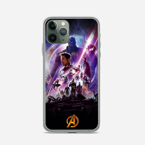Thanos Marvel iPhone 11 Pro Case
