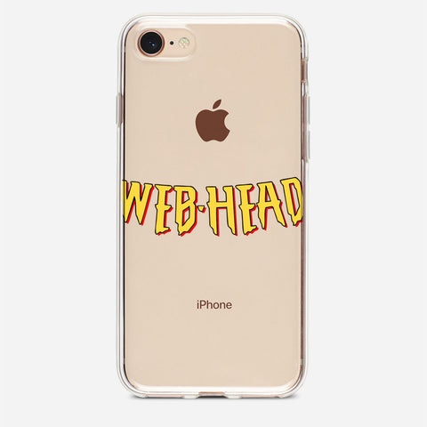 Web Head iPhone 8 Case