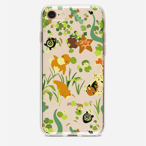 Whirlpool Pokemon iPhone 8 Case
