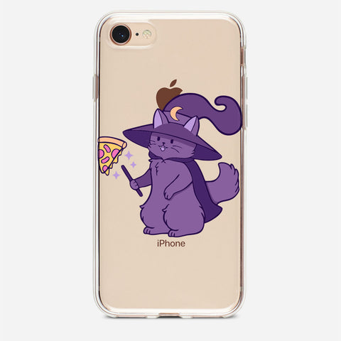 Wizard Kitty iPhone 8 Case