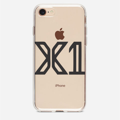 X1 K Pop Logo iPhone 8 Case