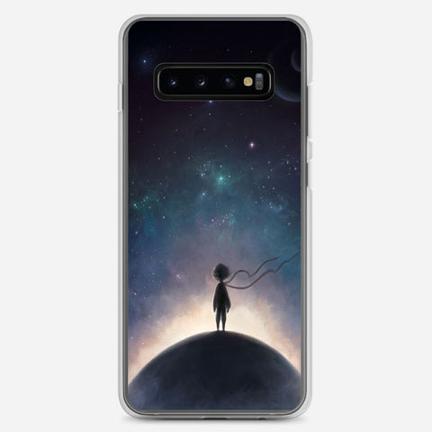 The Little Prince Samsung Galaxy S10 Plus Case