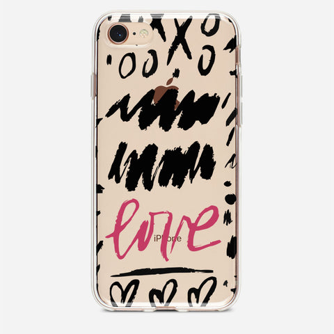 Xoxo Love iPhone 8 Case