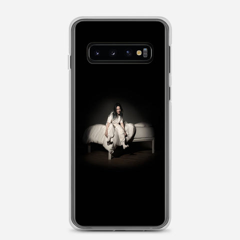 Billie Eilish When We All Fall Asleep Samsung Galaxy S10 Case