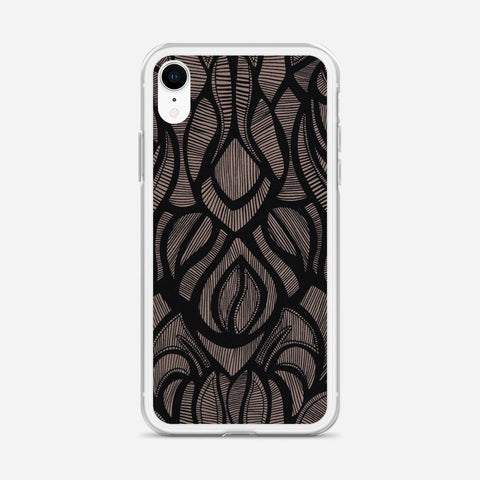 About Crazy People iPhone XR Case