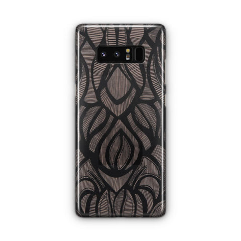 About Crazy People Samsung Galaxy Note 8 Case