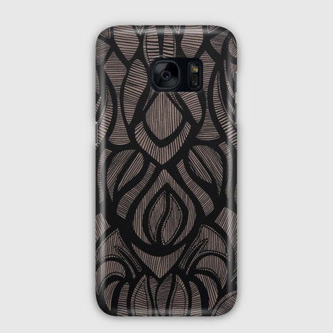 About Crazy People Samsung Galaxy S7 Edge Case