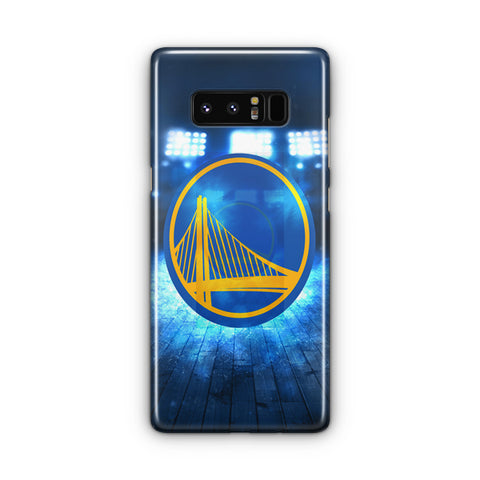 Golden State Warriors Effect Samsung Galaxy Note 8 Case