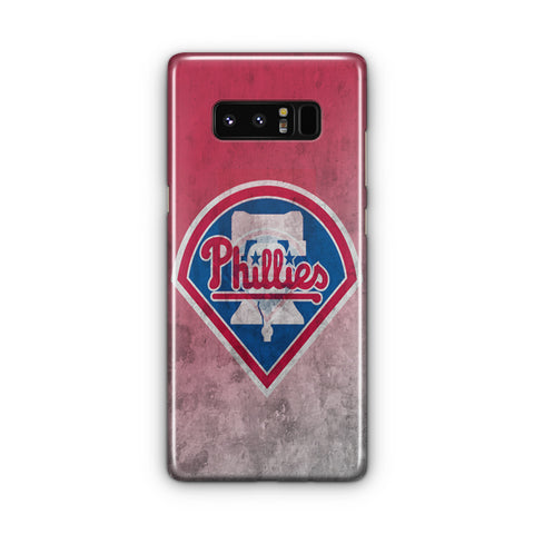 Philadelphia Phillies Baseball Samsung Galaxy Note 8 Case