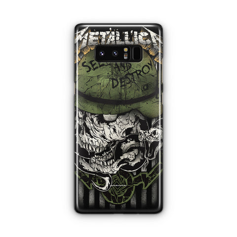 Metallica Samsung Galaxy Note 8 Case