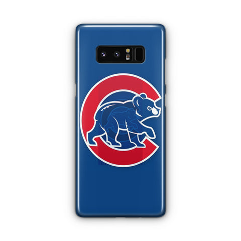 Chicago Cubs Samsung Galaxy Note 8 Case