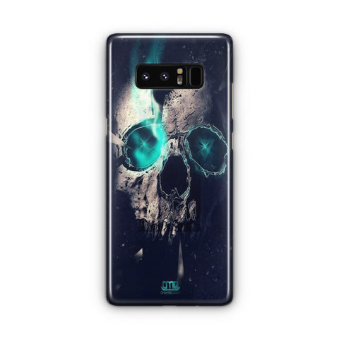 Skull And Illusion Samsung Galaxy Note 8 Case