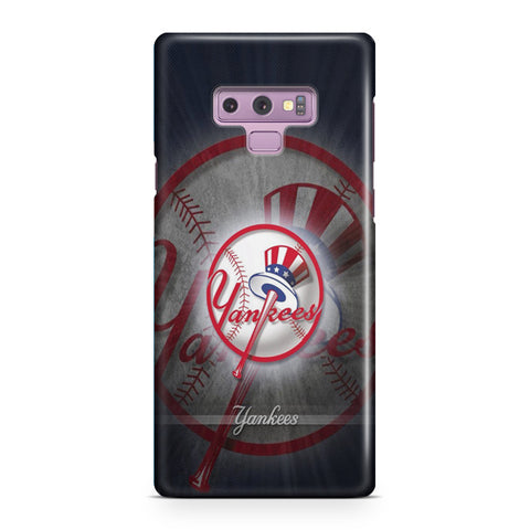 Yankees Samsung Galaxy Note 9 Case