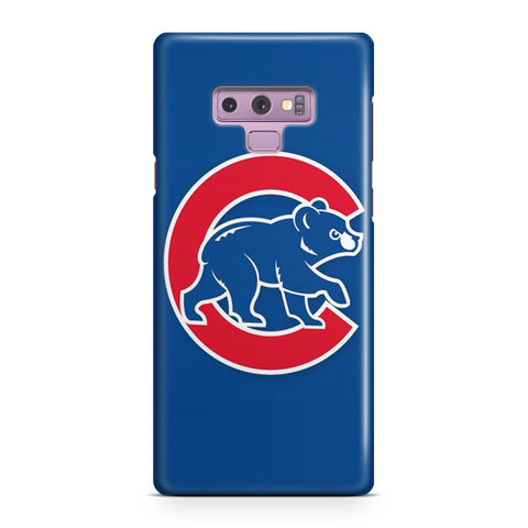 Chicago Cubs Samsung Galaxy Note 9 Case