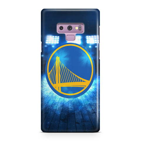 Golden State Warriors Effect Samsung Galaxy Note 9 Case