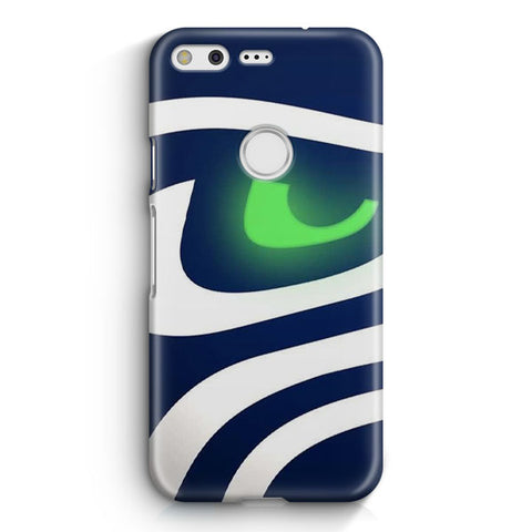 Seattle Seahawks Logo Google Pixel Case