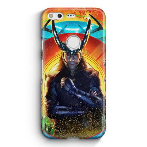 Loki Tom Hiddleston Google Pixel Case