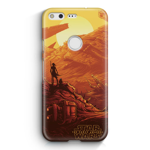 The Force Awakens Google Pixel 2 XL Case