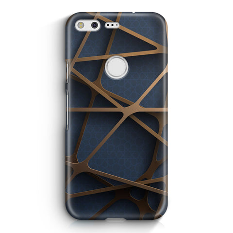Disordered Lines Google Pixel 3 XL Case