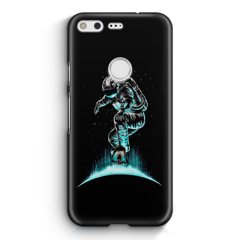 Astronaut On A Skateboard Google Pixel XL Case